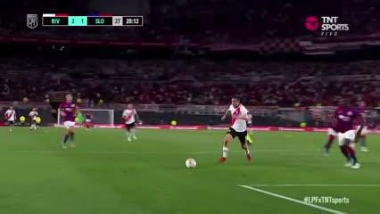 Los tres goles de Julián Álvarez