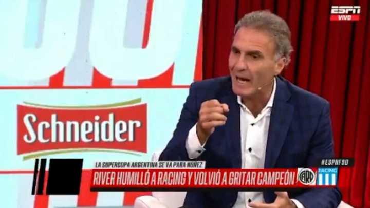 Ruggeri dijo que el River de Gallardo puede competir en Europa