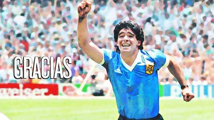 Gracias Diego
