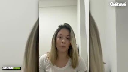 Una de las CM de Sacachispas: Aldana Larrosa