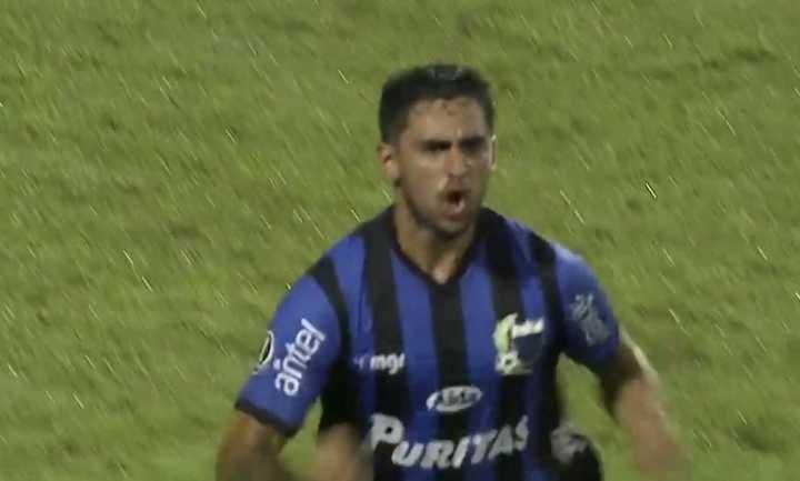 El Liverpool de Uruguay lo empató