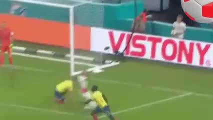 El resumen de Colombia 1 - Perú 0