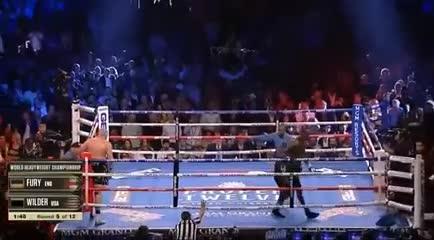 Lo mejor de la pelea Fury - Wilder