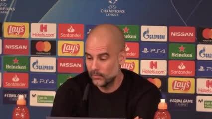 Pep respondió a los elogios de Zidane