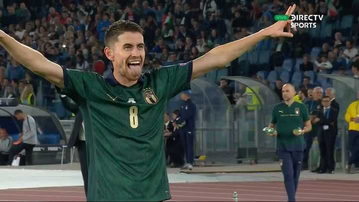 Los goles de la victoria de Italia sobre Grecia