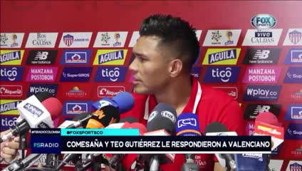 Teo explotó contra Valenciano.