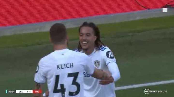 Los siete goles del primer triunfo del Leeds de Bielsa