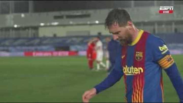 El resumen de la victoria del Real Madrid sobre el Barcelona