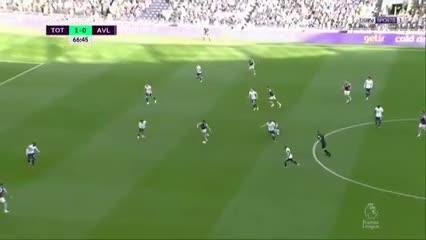 Watkins puso el 1-1 para Aston Villa ante Tottenham