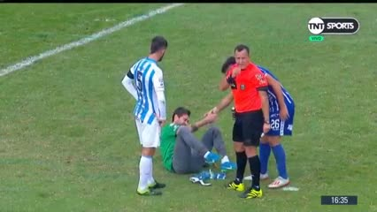 La lesión de Lucchetti