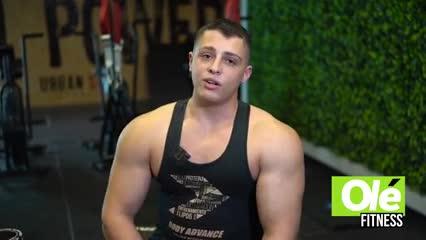 José Chitussi, un apasionado por el deporte y la vida sana