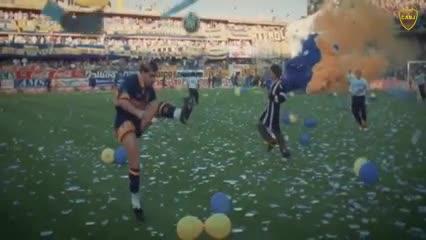 El homenaje de Boca a Maradona