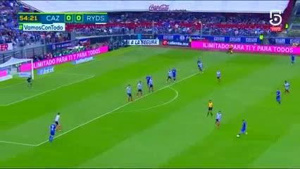 Cruz Azul le ganó a Rayados (1-0) y se metió en la final del Apertura mexicano
