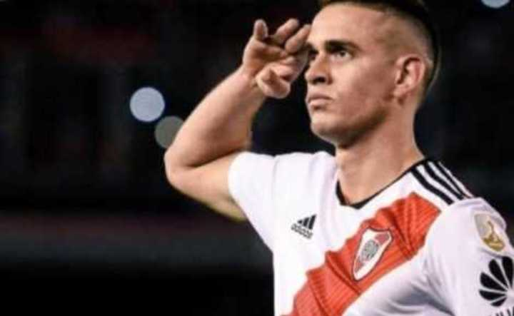 Los diez mejores goles de Borré en River