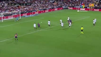 Los mejores goles del Barcelona en la primera vuelta