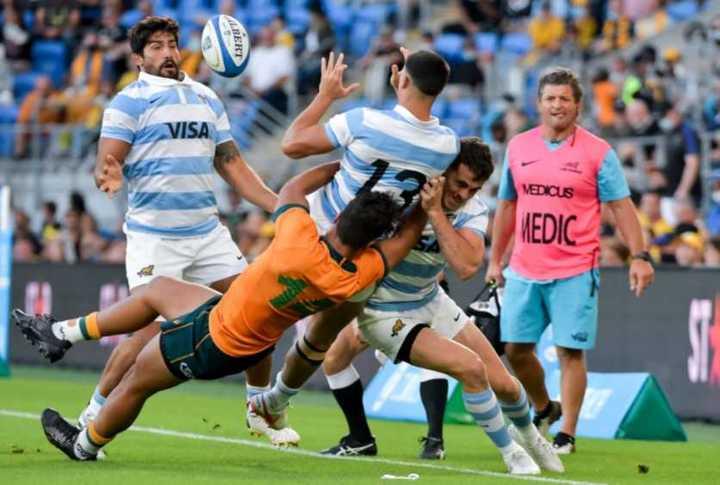 Australia derrotó 32-17 a Los Pumas en el cierre del Rugby Championship