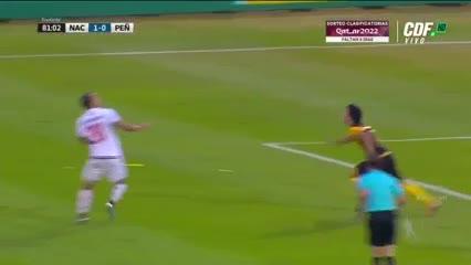 El gol de Nacional que le dio el título ante Peñarol
