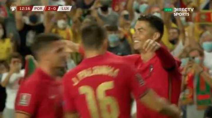Los dos penales de Cristiano Ronaldo en 5 minutos