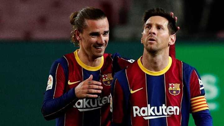 Barcelona goleó 5 a 2 al Gatafe