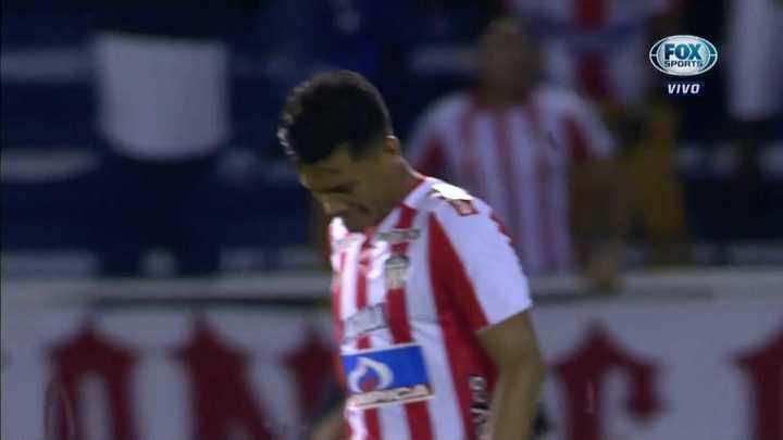 Teo Gutiérrez metió el segundo pero se lo anularon por offside