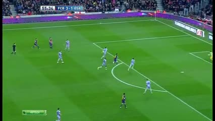 Messi vs Osasuna