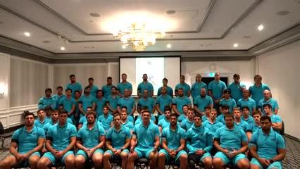 Las disculpas de Los Pumas por el homenaje a Maradona