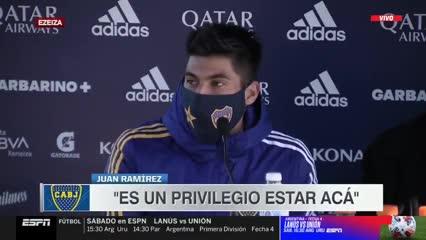 Juan Ramírez y el motivo de la ruptura con San Lorenzo