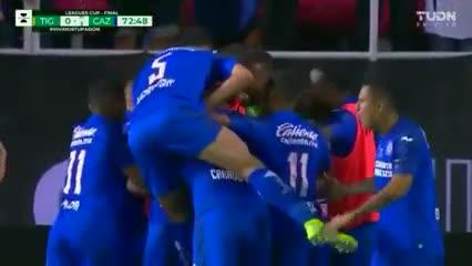 Cruz Azul campeón en México