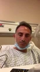 El mensaje de Latorre desde el hospital