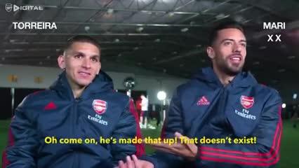 """""""¿Vélez? Lo has inventado, no existe"""", tiró Pablo Marí, defensor del Arsenal"""