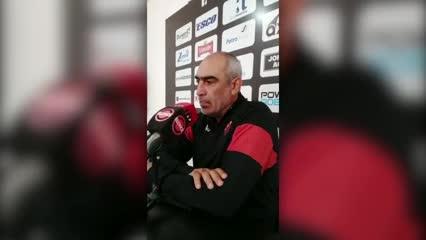 Iván Delfino habló de su reacción contra Beccacece