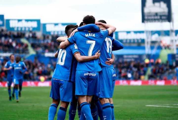 El resumen de Getafe 3 - Sevilla 0