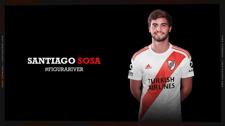 Las mejores jugadas de Santiago Sosa ante Liga de Quito