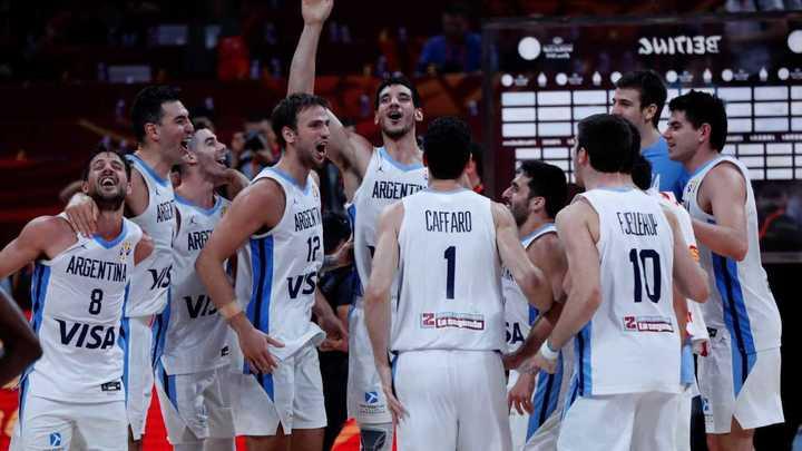 Las mejores 10 jugadas de Argentina ante Francia