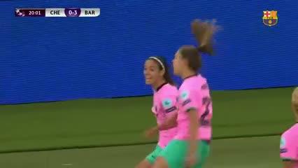 Barcelona 4 - Chelsea 0
