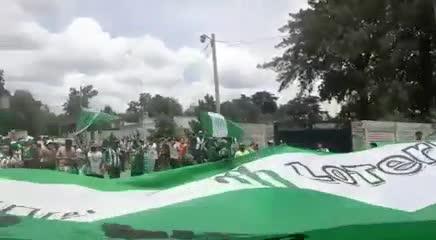 La ilusión del Taladro es bandera