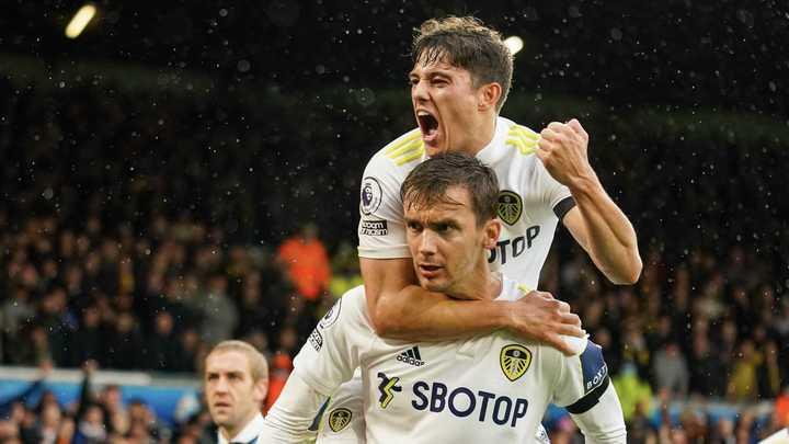 Llorente y el 1-0 del Leeds ante Watford