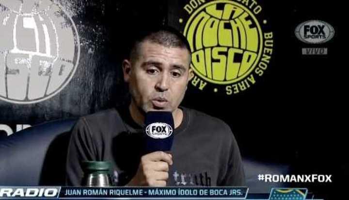 """""""River tiene la suerte de contar con Nacho Fernández"""""""