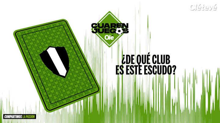 Primera edición: ¿De qué club es este escudo?