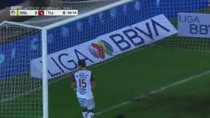 El hattrick de Berterame para Atlético San Luis