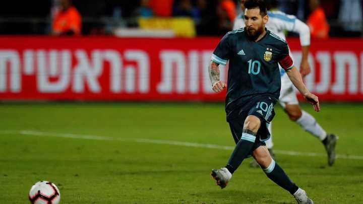Lo mejor del empate entre Argentina y Uruguay