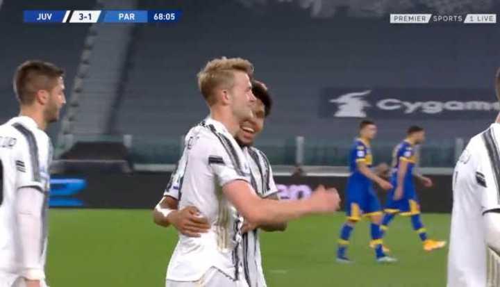 Juventus 3 - Parma 1