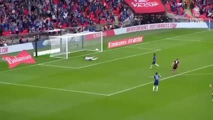 Leicester le ganó 1-0 al Chelsea la final de la FA Cup