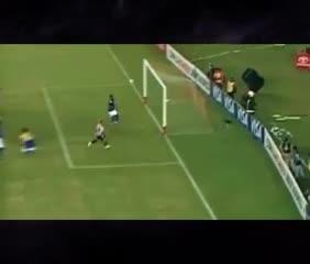 Gastón recordó su gol ante Cruzeiro en la Libertadores 2009