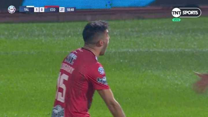 Central Córdoba empató el partido con un golazo