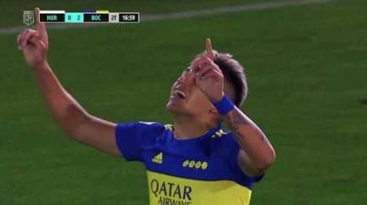 Vázquez marcó el 2 a 0