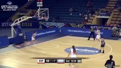 Así juega Florencia Chagas, la primera argentina drafteada a la WNBA