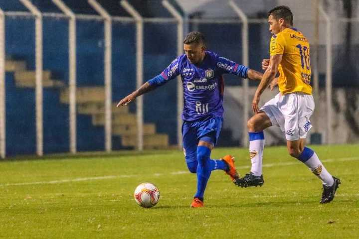 Sao Caetano perdió 9-0 contra Pelotas por la Serie D del Brasileirao