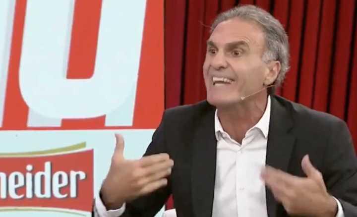 Ruggeri contó qué haría si fuera Riquelme ante la situación de Tevez