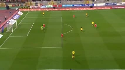 El error de Courtois en Bélgica vs. Rusia